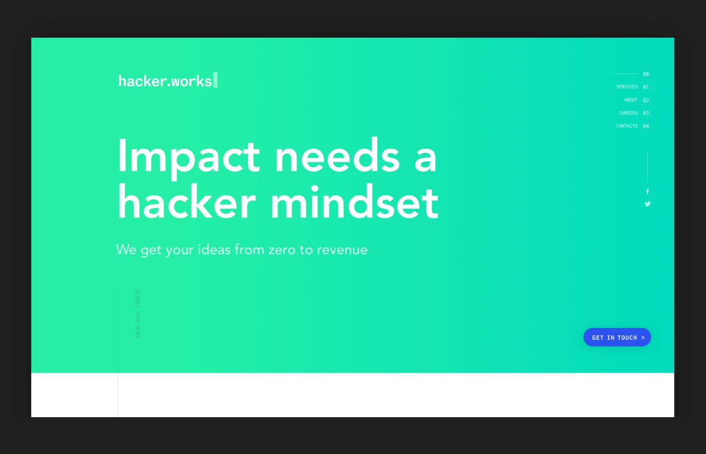hackerworks-website