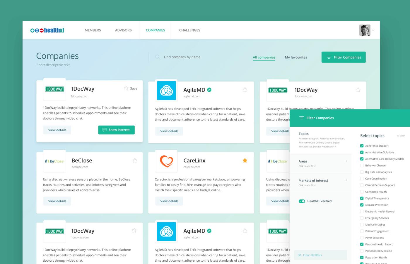 healthxl-platform